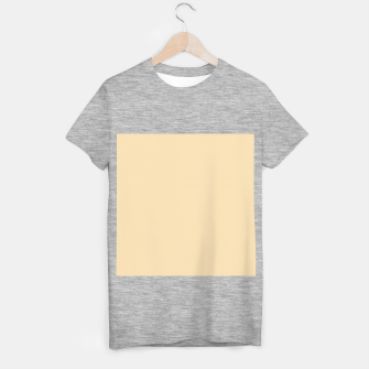Miniature de image de color wheat T-shirt regular, Live Heroes