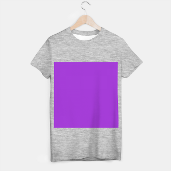 Miniature de image de color dark orchid T-shirt regular, Live Heroes