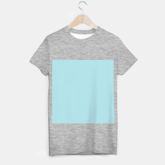 Miniature de image de color powder blue T-shirt regular, Live Heroes