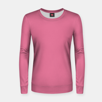Miniaturka color pale violet red Women sweater, Live Heroes