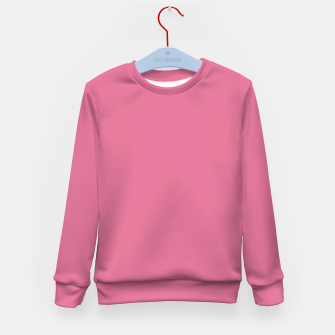 Miniaturka color pale violet red Kid's sweater, Live Heroes