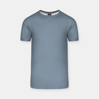 Thumbnail image of color light slate grey T-shirt, Live Heroes