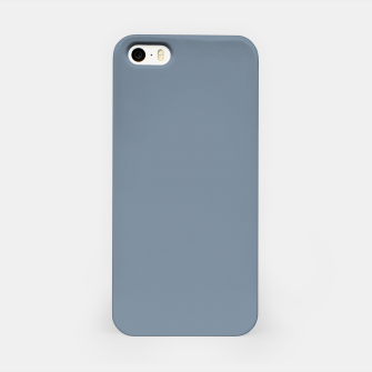 Thumbnail image of color light slate grey iPhone Case, Live Heroes