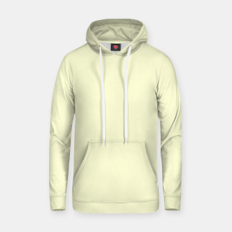 Miniatur color light goldenrod yellow Hoodie, Live Heroes