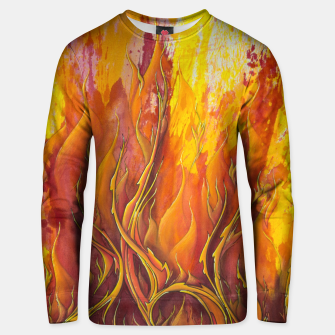 Thumbnail image of feuer und flamme Unisex sweatshirt, Live Heroes