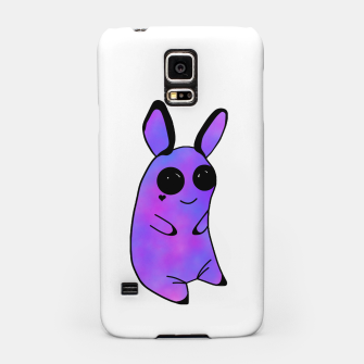 Thumbnail image of Cotton Candy Bunny Samsung Case, Live Heroes