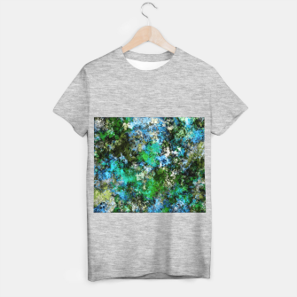 The wet and the moss T-shirt regular thumbnail image