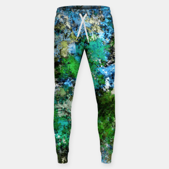 Thumbnail image of The wet and the moss Sweatpants, Live Heroes