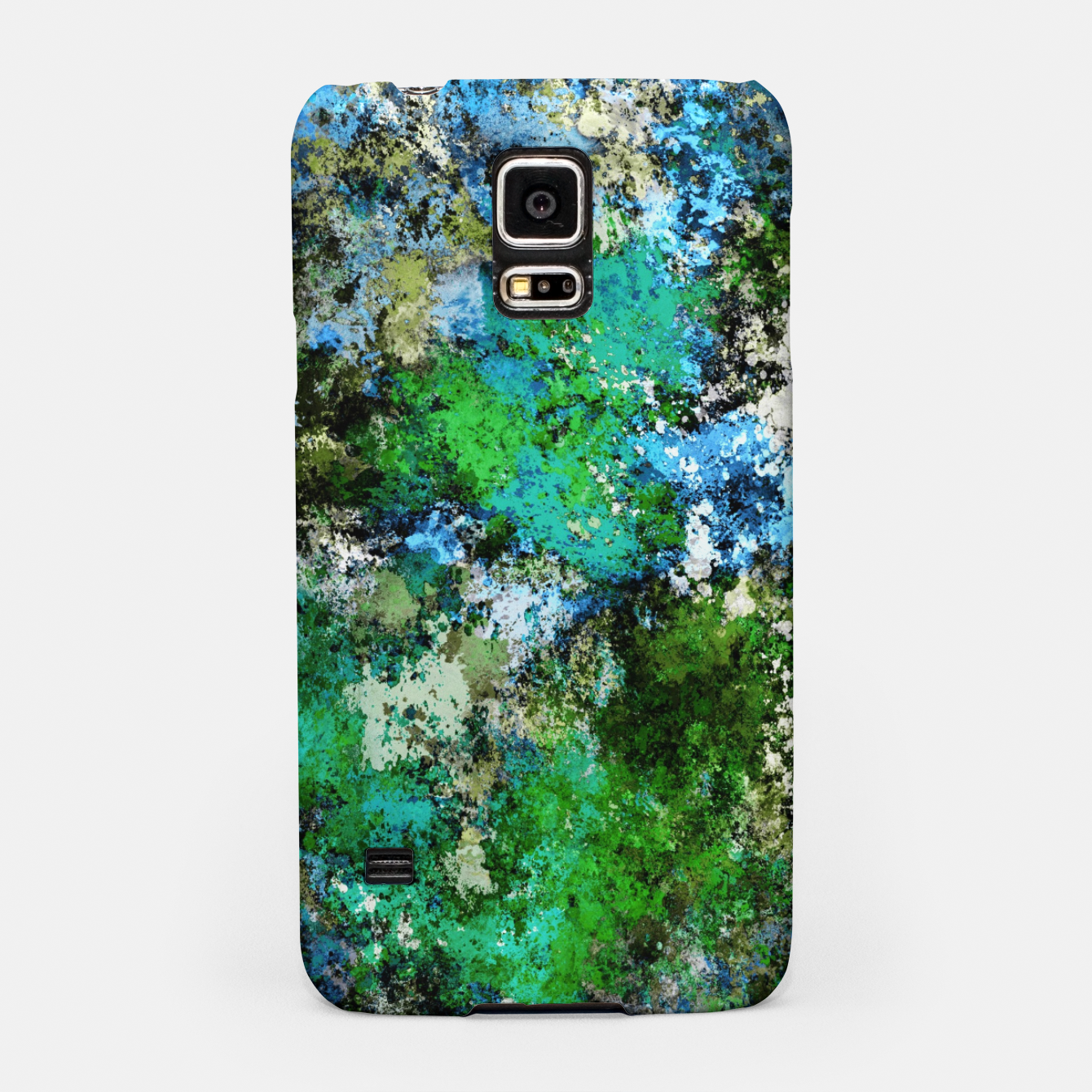 Image of The wet and the moss Samsung Case - Live Heroes