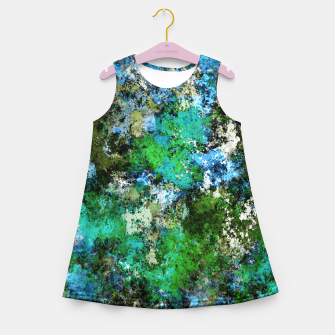 Thumbnail image of The wet and the moss Girl's summer dress, Live Heroes