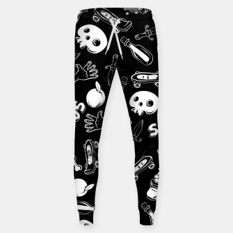 Thumbnail image of Cool Stuff Sweatpants, Live Heroes