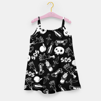 Cool Stuff Girl's dress Bild der Miniatur