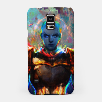 Thumbnail image of angel Samsung Case, Live Heroes
