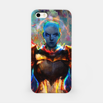Thumbnail image of angel iPhone Case, Live Heroes