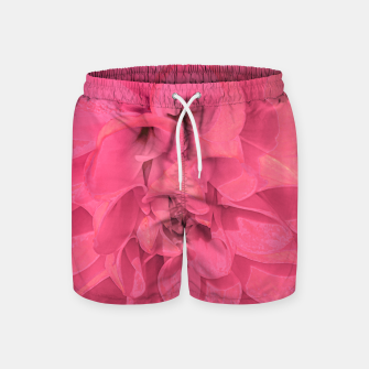 Thumbnail image of Beauty Pink Rose Detail Photo Swim Shorts, Live Heroes