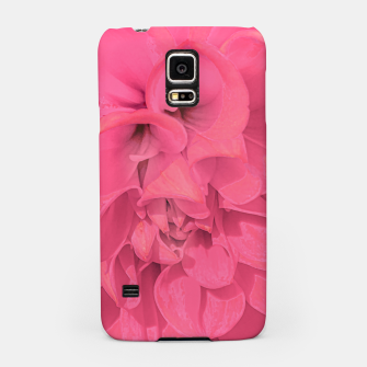 Miniaturka Beauty Pink Rose Detail Photo Samsung Case, Live Heroes