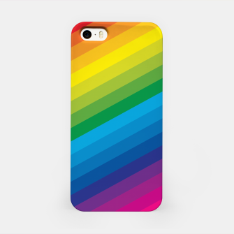 Thumbnail image of Rainbow Love iPhone Case, Live Heroes