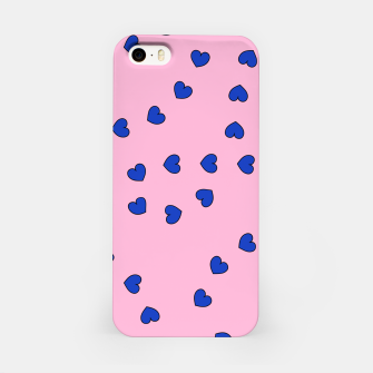 Thumbnail image of String of Hearts iPhone Case, Live Heroes