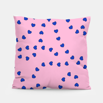 Thumbnail image of String of Hearts Pillow, Live Heroes