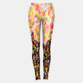 Miniature de image de Autumn Foliage Leggings, Live Heroes