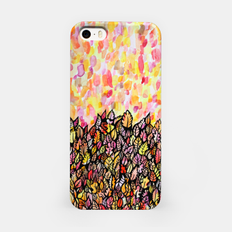 Miniature de image de Autumn Foliage iPhone Case, Live Heroes