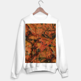 Thumbnail image of Painting in 4 Pieces Sweatshirt regulär, Live Heroes
