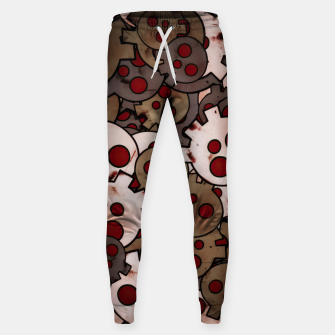 Miniaturka fire force Sweatpants, Live Heroes