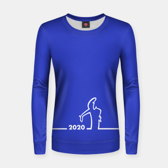 Thumbnail image of La Linea 2020 Women sweater, Live Heroes