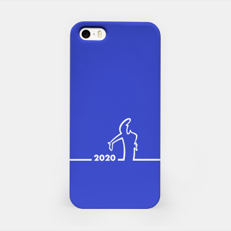 Thumbnail image of La Linea 2020 iPhone Case, Live Heroes
