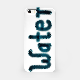 Thumbnail image of Water Lettering iPhone-Hülle, Live Heroes