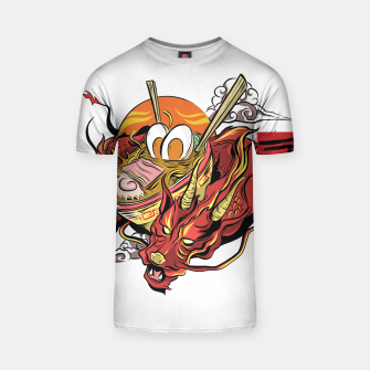 Thumbnail image of Red Dragon Ramen Camiseta, Live Heroes