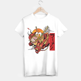 Miniaturka Red Dragon Ramen Camiseta Regular, Live Heroes