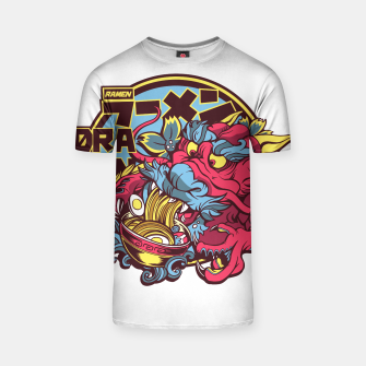 Thumbnail image of Ramen Dragon Camiseta, Live Heroes