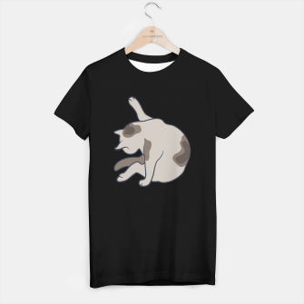 Thumbnail image of Keep it clean – this is all the cat mean T-shirt regular, Live Heroes