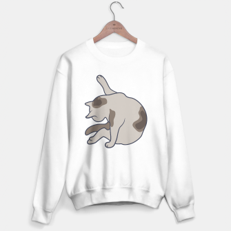 Thumbnail image of Keep it clean – this is all the cat mean Sweater regular, Live Heroes