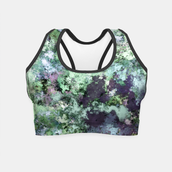 Thumbnail image of Backtrack Crop Top, Live Heroes