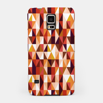 Thumbnail image of Triangles pattern seamless Obudowa na Samsunga, Live Heroes