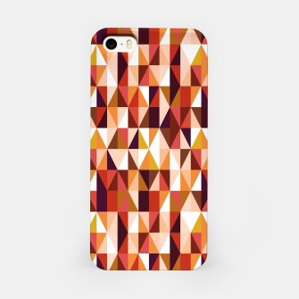 Thumbnail image of Triangles pattern seamless Obudowa iPhone, Live Heroes