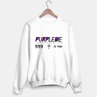 Thumbnail image of PURPLEME X LEGENDS </3 Sweater regular, Live Heroes
