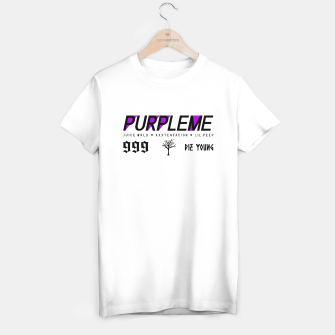 Thumbnail image of PURPLEME X LEGENDS </3 T-shirt regular, Live Heroes