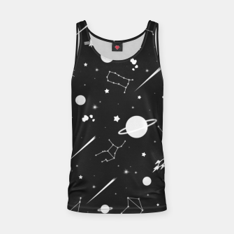 Thumbnail image of Aesthetic space Tank Top, Live Heroes