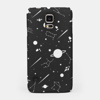 Thumbnail image of Aesthetic space Samsung Case, Live Heroes