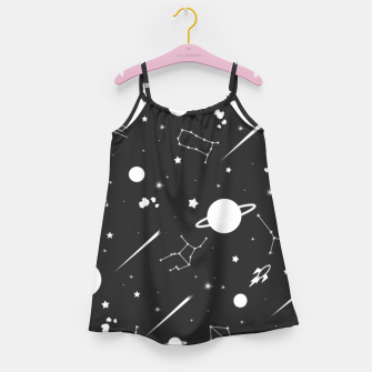 Thumbnail image of Aesthetic space Girl's dress, Live Heroes