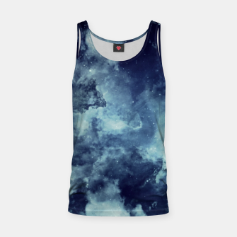 Thumbnail image of Blue aesthetic galaxy Tank Top, Live Heroes
