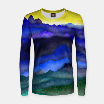 Thumbnail image of One cloud Women sweater, Live Heroes