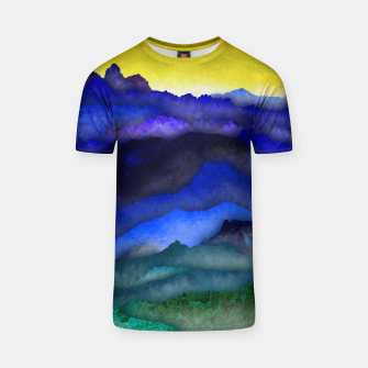 Thumbnail image of One cloud T-shirt, Live Heroes