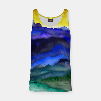 Thumbnail image of One cloud Tank Top, Live Heroes