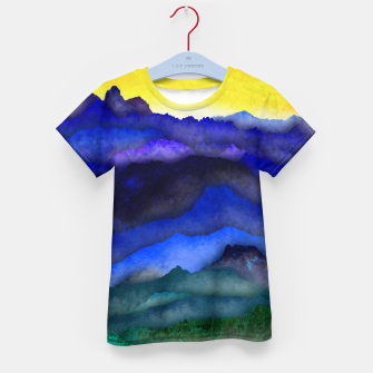 Thumbnail image of One cloud Kid's t-shirt, Live Heroes