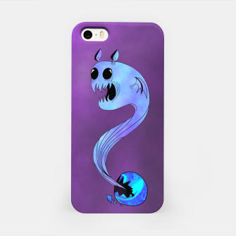 Thumbnail image of The Hatching Creature iPhone Case, Live Heroes