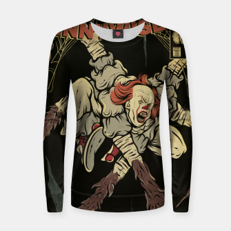 Thumbnail image of Pennywise Comics #2 Women sweater, Live Heroes